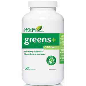 greens+ by Genuine Health