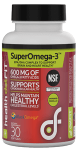 Super Omega 3 Fish Oil by dotFIT